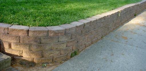 retaining wall-stone 1